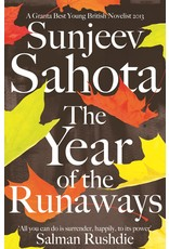 The year of the runaways (hardback)