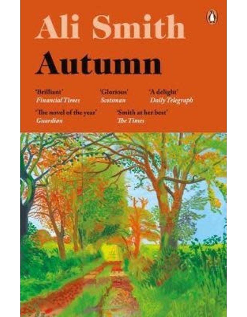 Autumn (Ali Smith's Seasonal Quartet) paperback