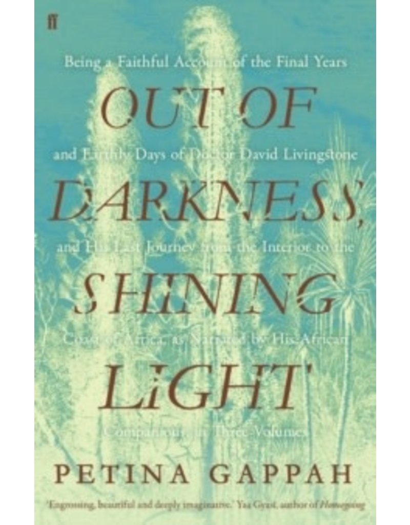 Out Of Darkness Shining Light