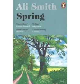 Copy of Spring (Ali Smith's Seasonal Quartet) - hardback