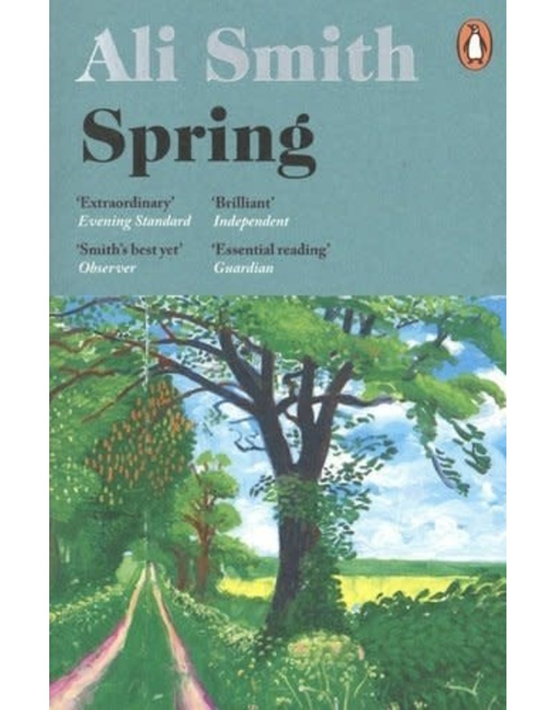 Copy of Spring (Ali Smith's Seasonal Quartet) - hardback