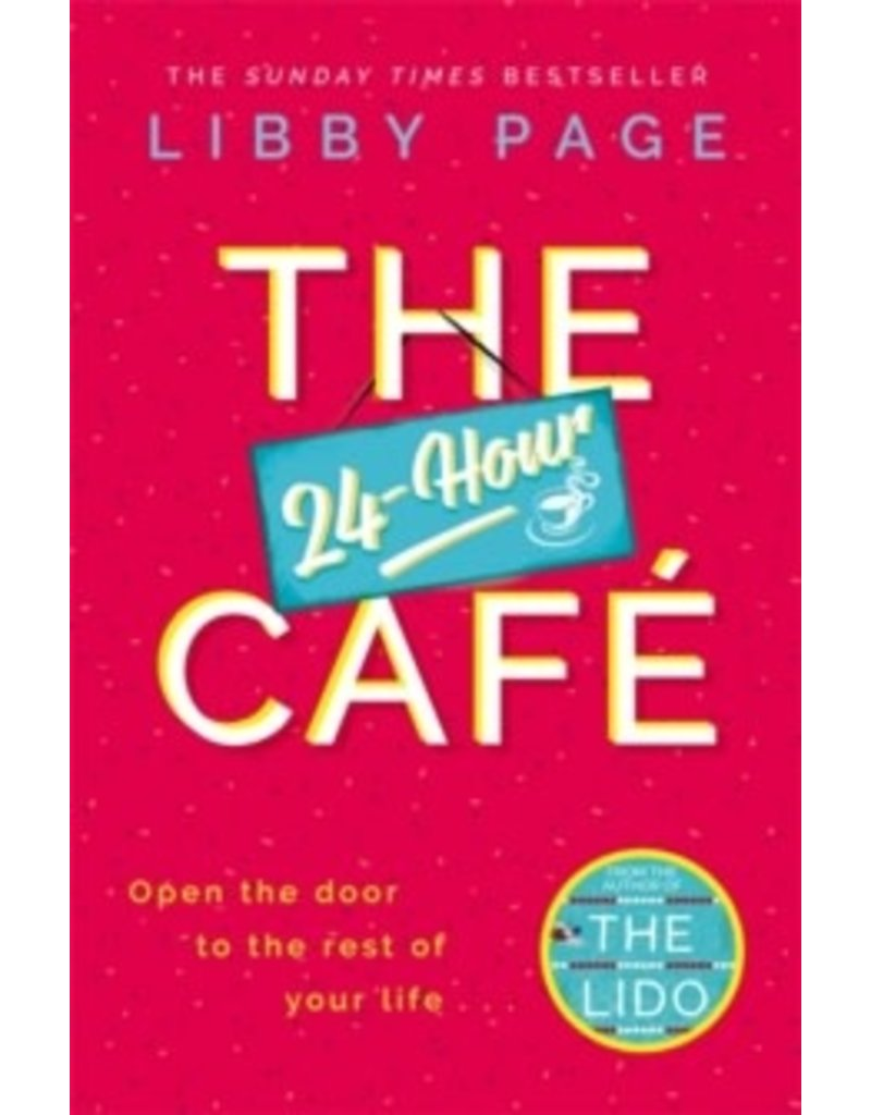 The 24-Hour Cafe
