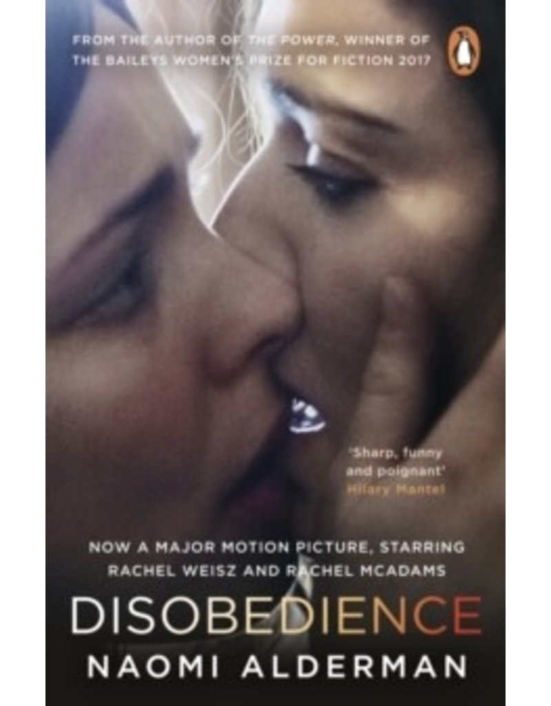 ALDERMAN Naomi Disobedience