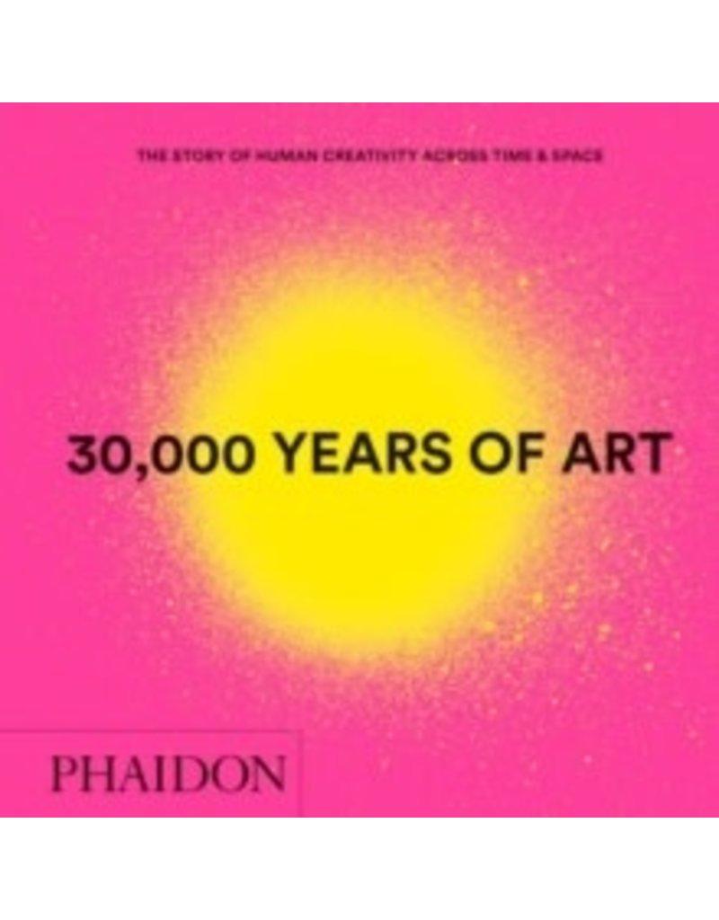 30.000 Years of Art