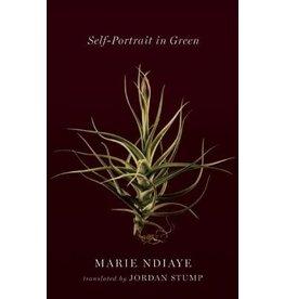 NDIAYE Marie Self-Portrait in Green
