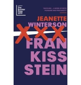 WINTERSON Jeanette Frankissstein: A Love Story