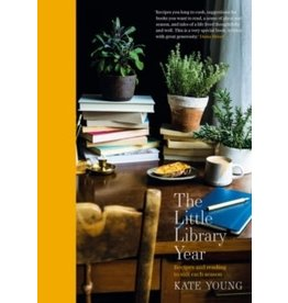The little library year : recipes and reading to suit each season
