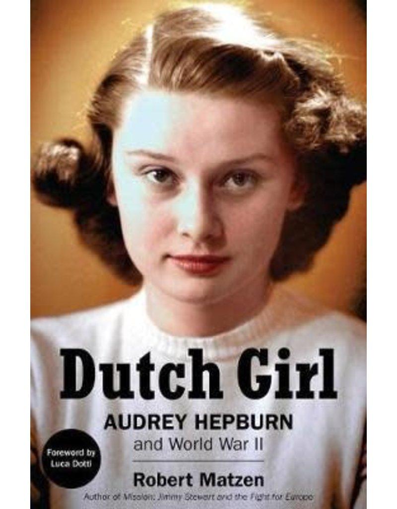 Dutch girl Audrey Hepburn