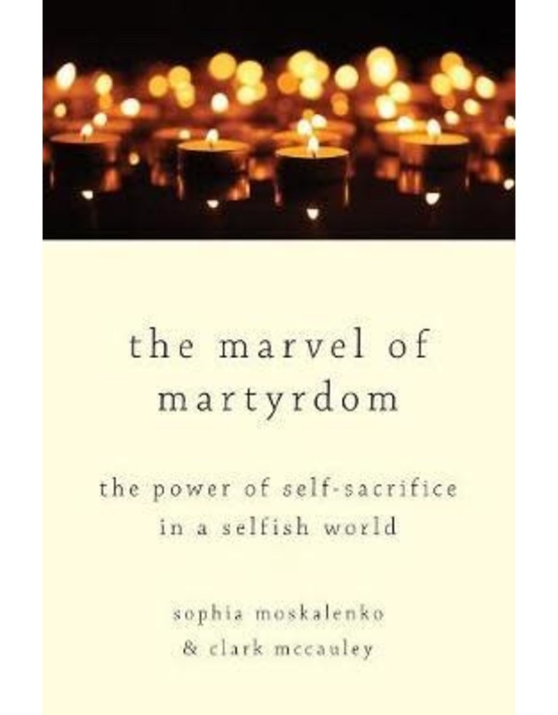 the marvel of martyrdom