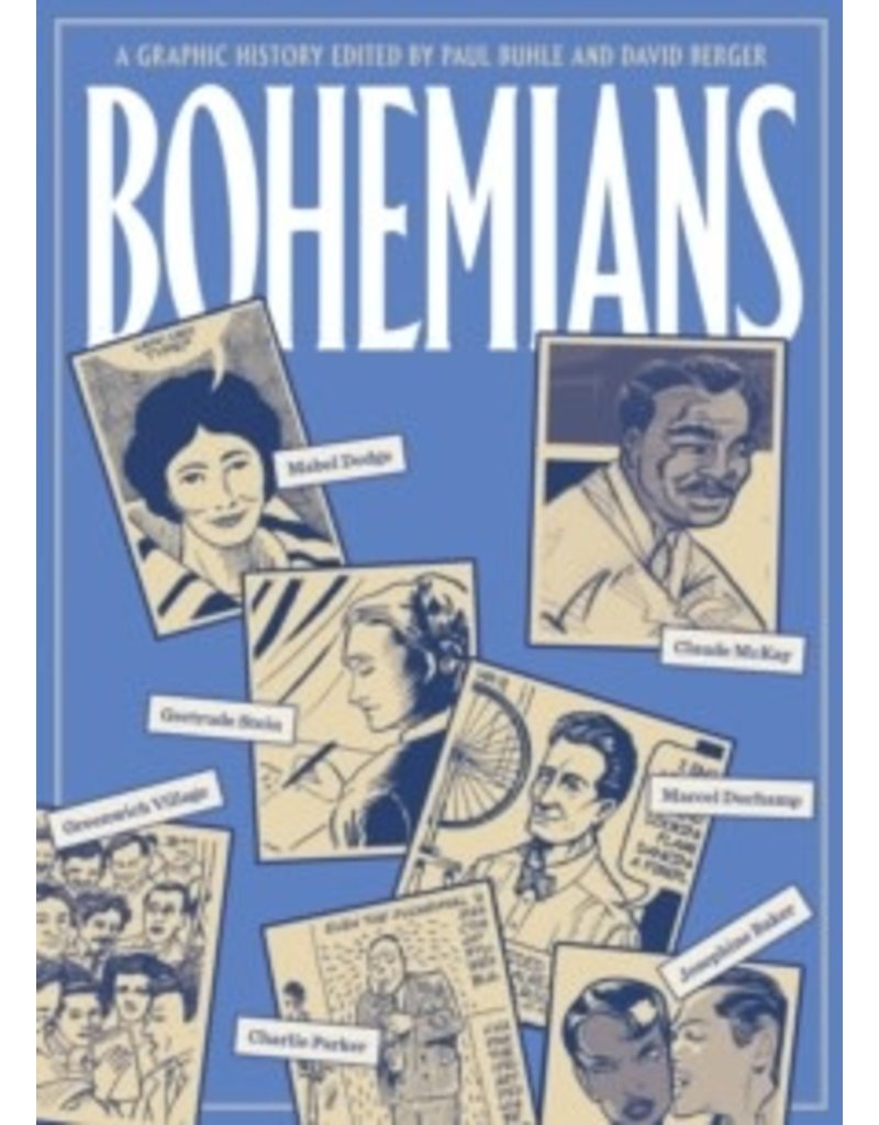 Bohemians. A Graphic History