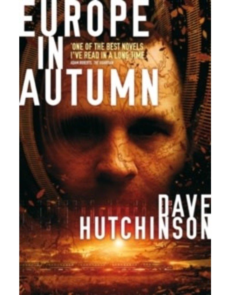 Europe in autumn - Hutchinson, Dave