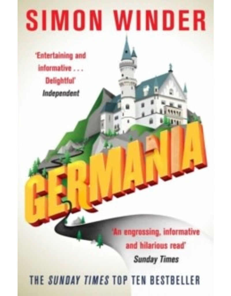 Germania : a personal history of Germans ancient and modern