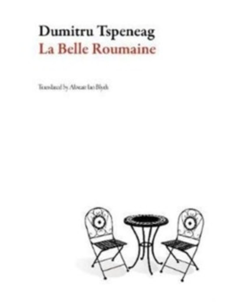 TSEPENEAG Dumitru La Belle roumaine