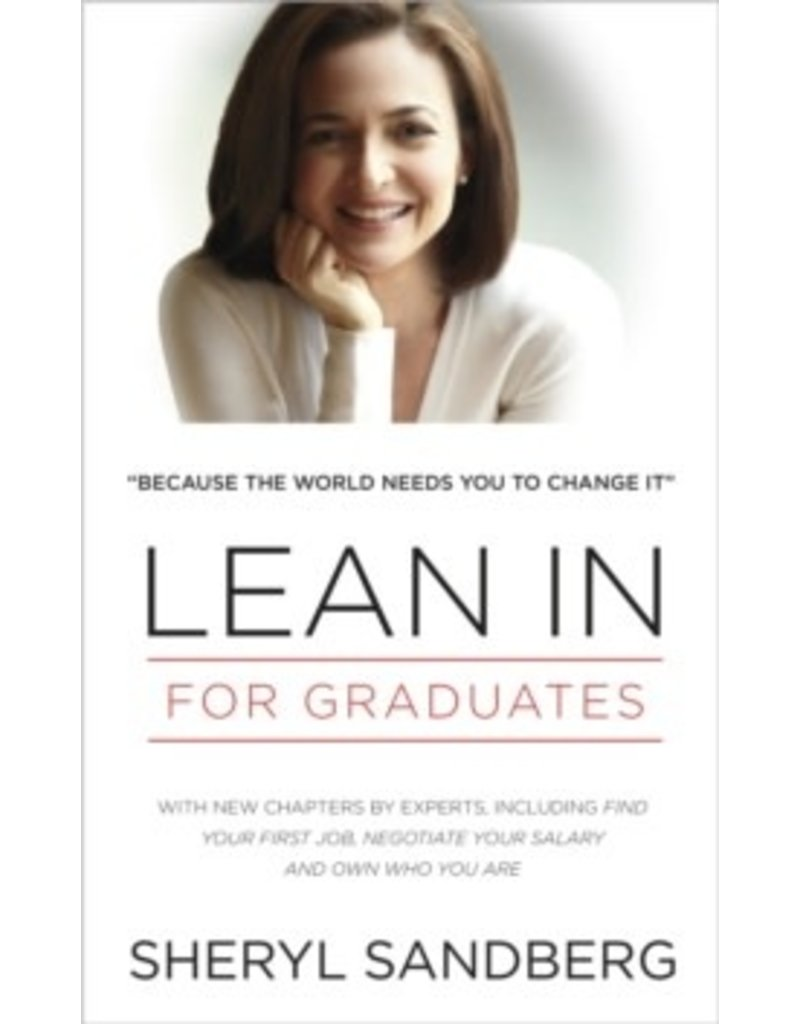 """Lean in (New edition """"for graduate"""")"""