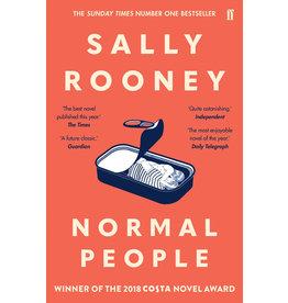 ROONEY Sally Normal people (paperback)