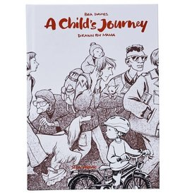A child's journey (drawn by Mama)