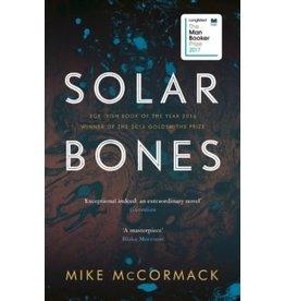 McCormack mike Solar Bones (paperback)