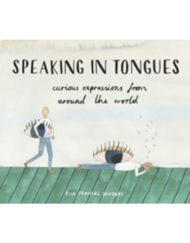 Speaking in tongue