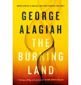 Alagiah George The burning land