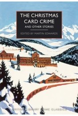 The Christmas Card Crime and other stories - Edwards, Martin (ed.)
