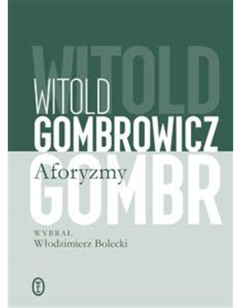GOMBROWICZ Witold Aforyzmy