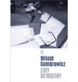 GOMBROWICZ Witold Listy do rodziny