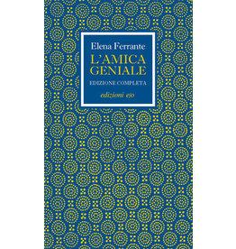 FERRANTE Elena L'Amica Geniale (edizione completa 4 in 1)