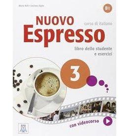 Nuovo espresso 3. (esercizi e CD)