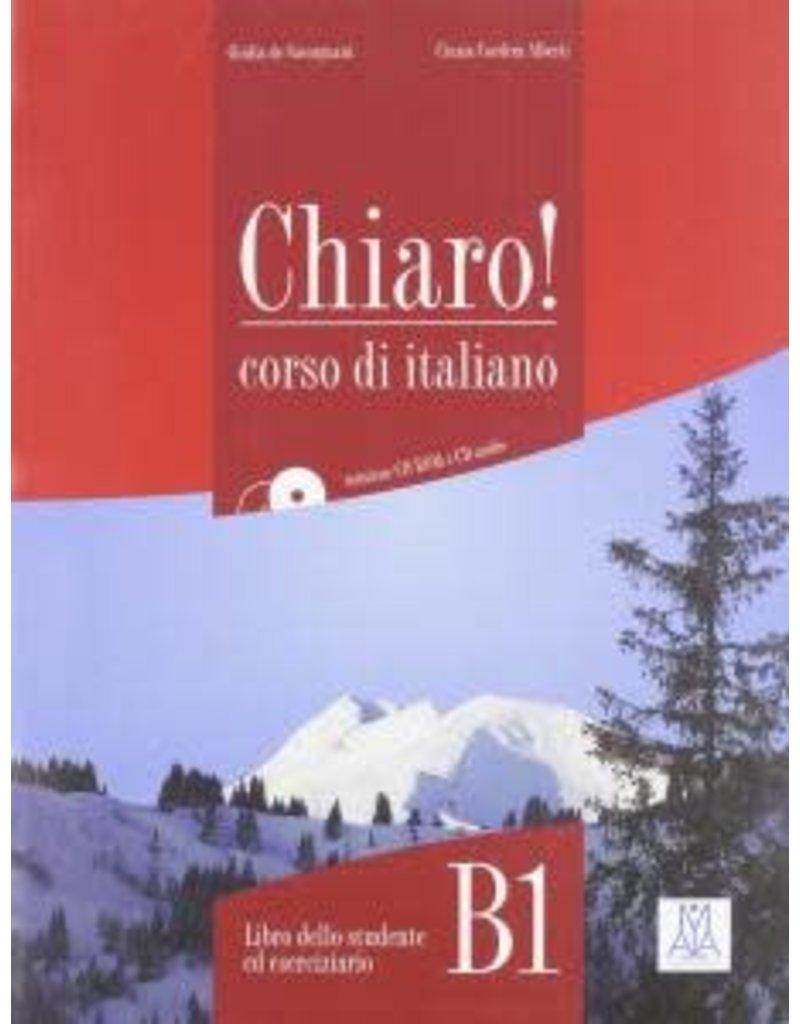 Chiaro! Corso di italiano B1 (+2 CD)