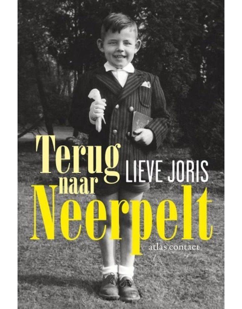 JORIS Lieve Terug naar Neerpelt