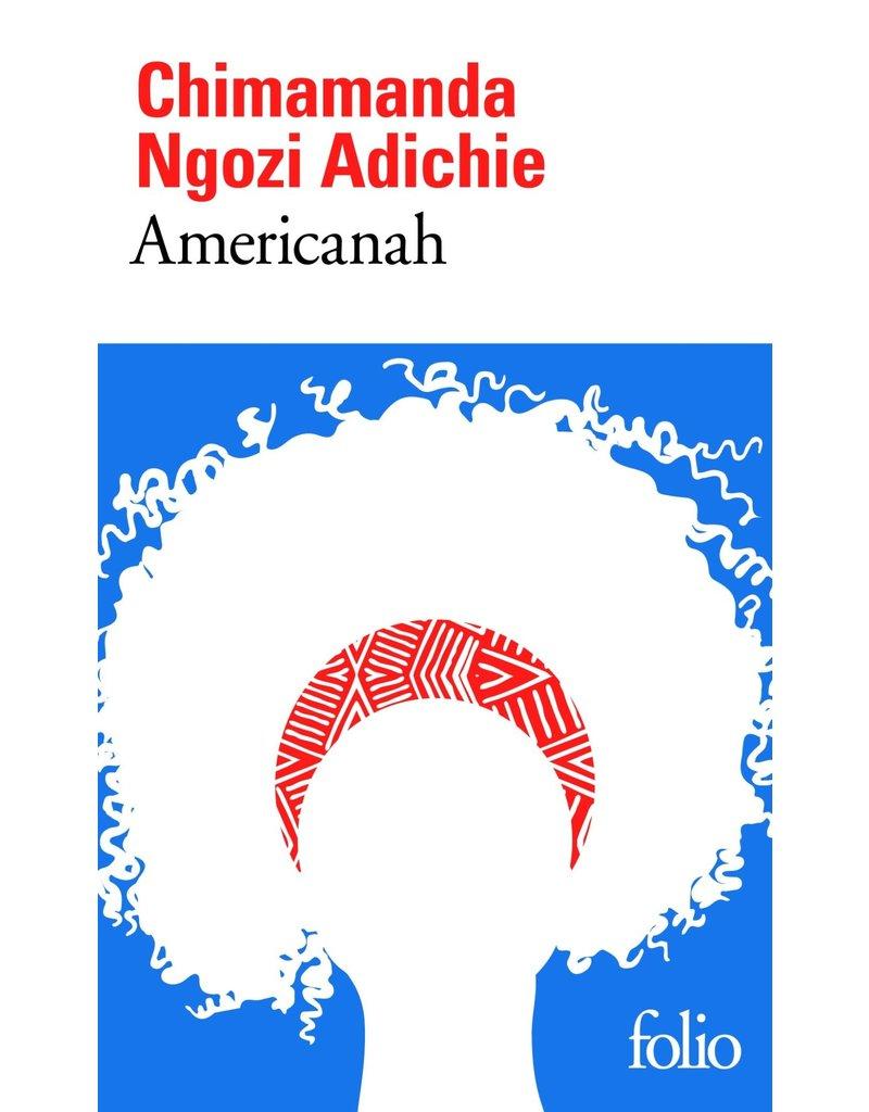 DAMOUR Anne (tr.) Americanah