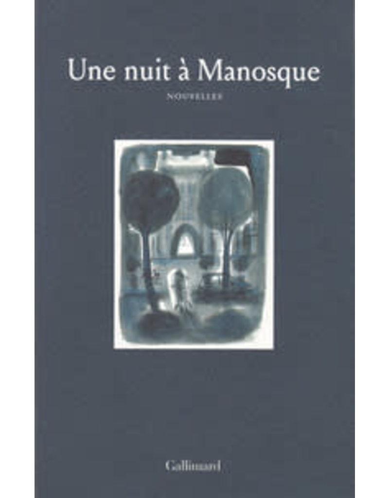 Une nuit à Manosque