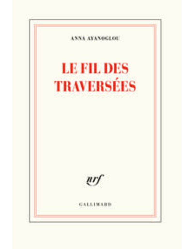 AYANOGLOU Anna Le fil des traversées