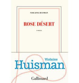 HUISMAN Violaine Rose désert