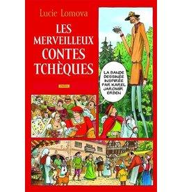 LOMOVA Lucie Les merveilleux contes tchèques