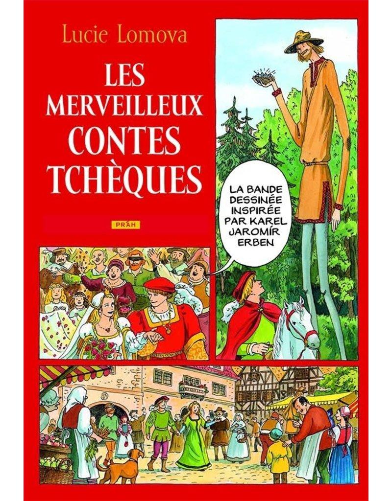 Les merveilleux contes tchèques