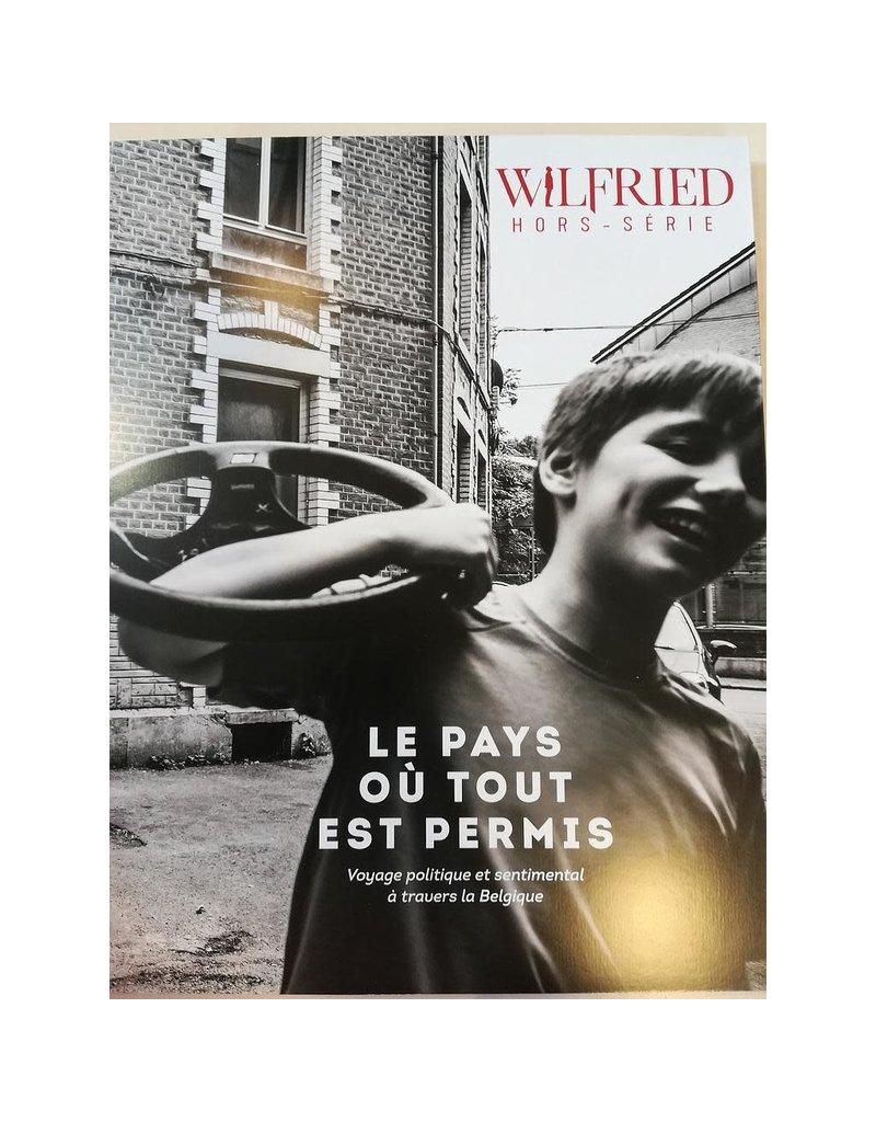 Le pays où tout est permis: voyage politique et sentimental à travers la Belgique