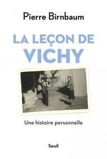 La leçon de Vichy: une histoire personnelle