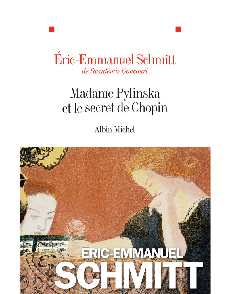 SCHMITT Eric-Emmanuel Madame Pylinska et le secret de Chopin