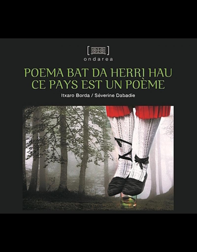 Poema bat da herri hau
