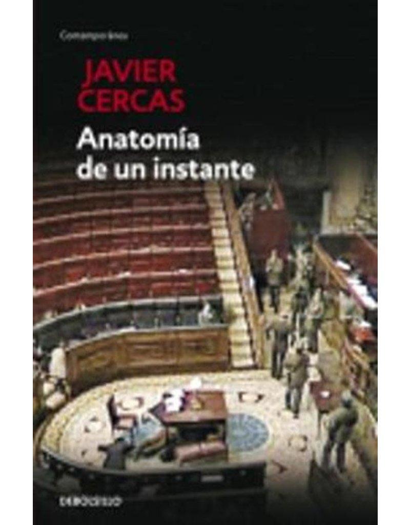 CERCAS Javier Anatomia de un instante