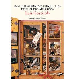 Investigationes y conjeturas de Claudio Mendoza