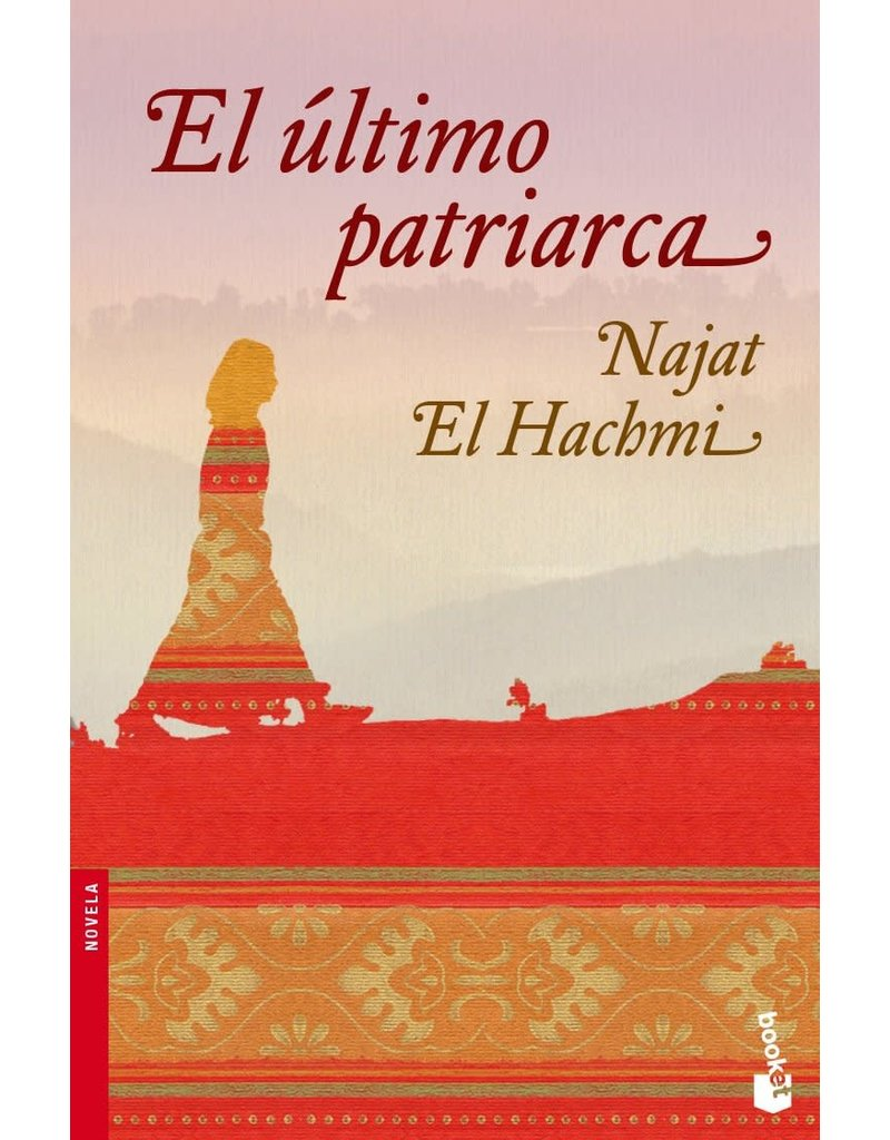 El ultimo patriarca, Najat El Hachmi