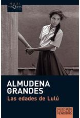 GRANDES Almudena Las edades de Lulù