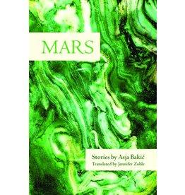 Bakic  Asja Mars - Hardback