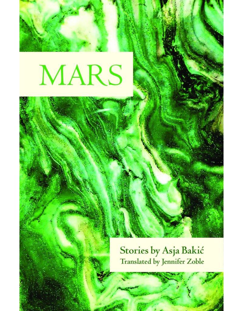 Mars - Hardback
