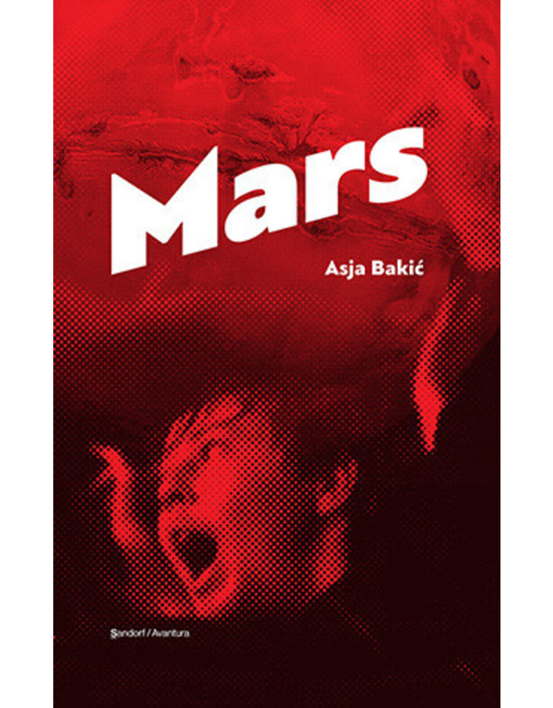 BAKIĆ Asja Mars - Paperback