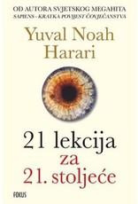 HARARI Yuval Noah 21 lekcija za 21. stoljece