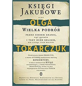 TOKARCZUK Olga Ksiegi jakubowe