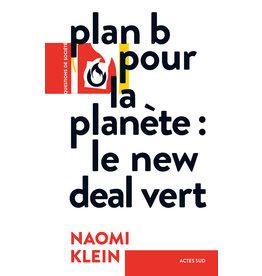 Plan B pour la panète